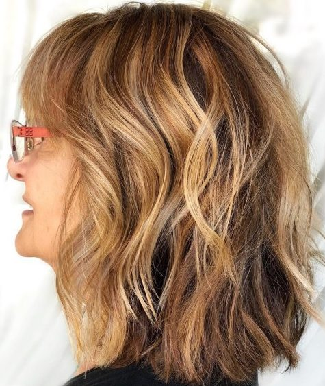 Medium hairstyles hairstyles for over 50