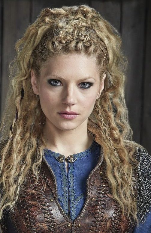 Old norse female norse hairstyles