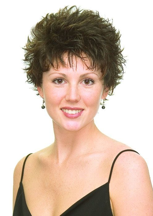 Short spiky haircuts for over 60