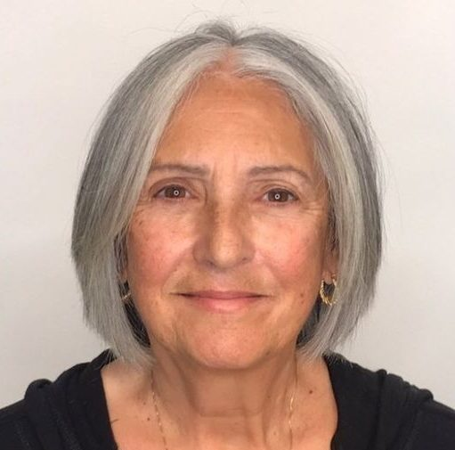 Thin hair low maintenance hairstyles for 60 year old woman with fine hair