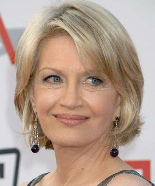 fine hair bob hairstyles for over 50