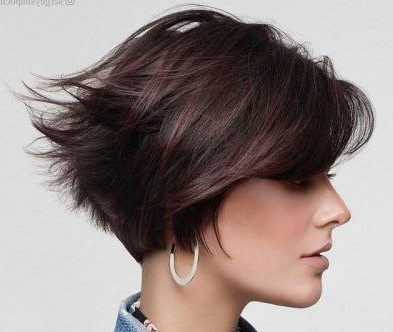 stacked wedge haircut over 30