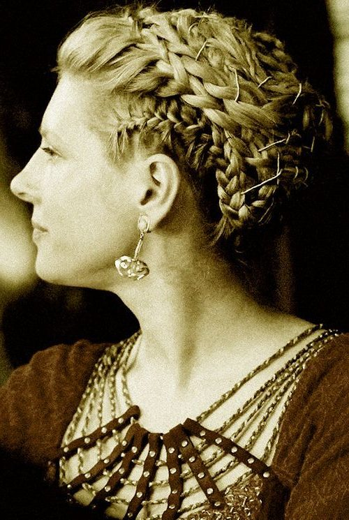 traditional viking hairstyles