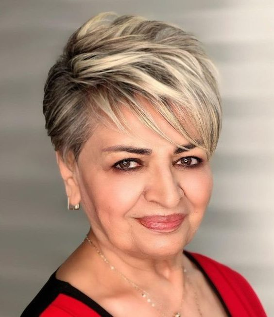 wedge haircuts for over 50