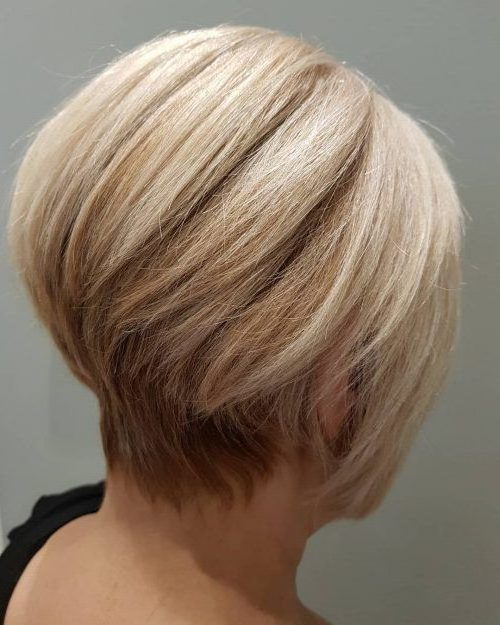 wedge haircuts for over 70