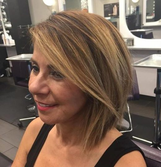 anti aging best hair color to look younger