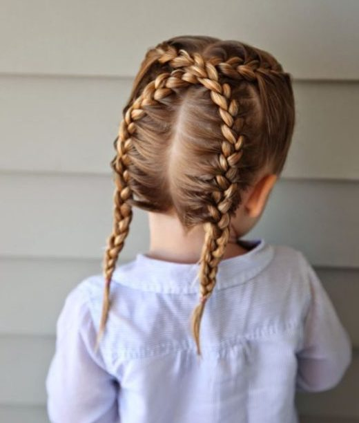 little girl haircuts for thick wavy hair