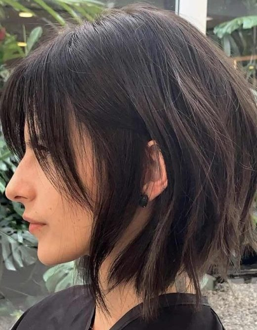 low maintenance thick hair pixie cuts